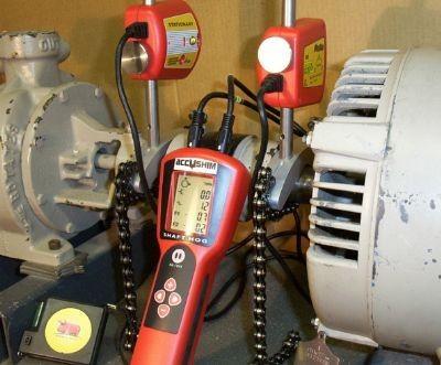 Shaft Hog Laser Alignment System